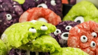 Monster Eye Cookies Recipe