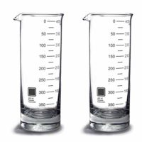 Periodic Tableware Laboratory Beaker Highball Glasses