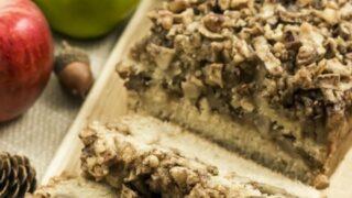 Cinnamon Apple and Walnut Holiday Bread Recipe