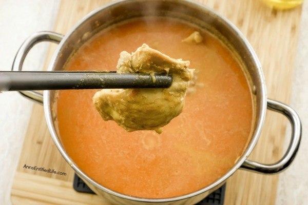 African Chicken Peanut Stew Recipe. Even though this African Chicken Peanut Stew recipe may be considered