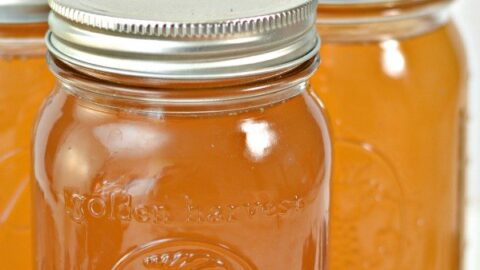 Canned Bone Broth Recipe