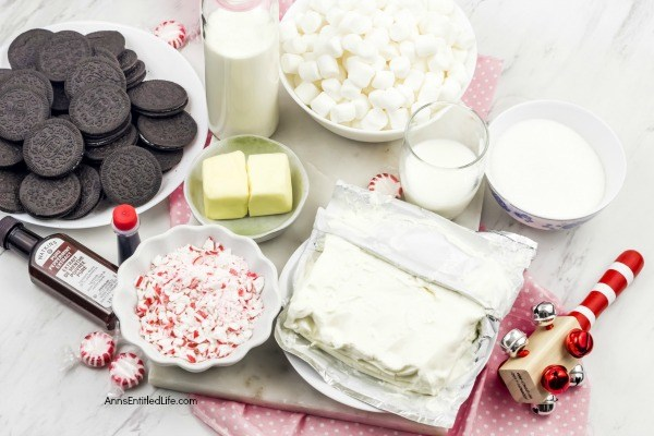 Peppermint Icebox Pie Recipe with Oreo Crust. The holidays are the perfect time to make this fantastic peppermint icebox pie recipe with an Oreo crust. The minty taste of peppermint makes the season come alive! This cool and delicious peppermint pie is perfect for your holiday dessert table.