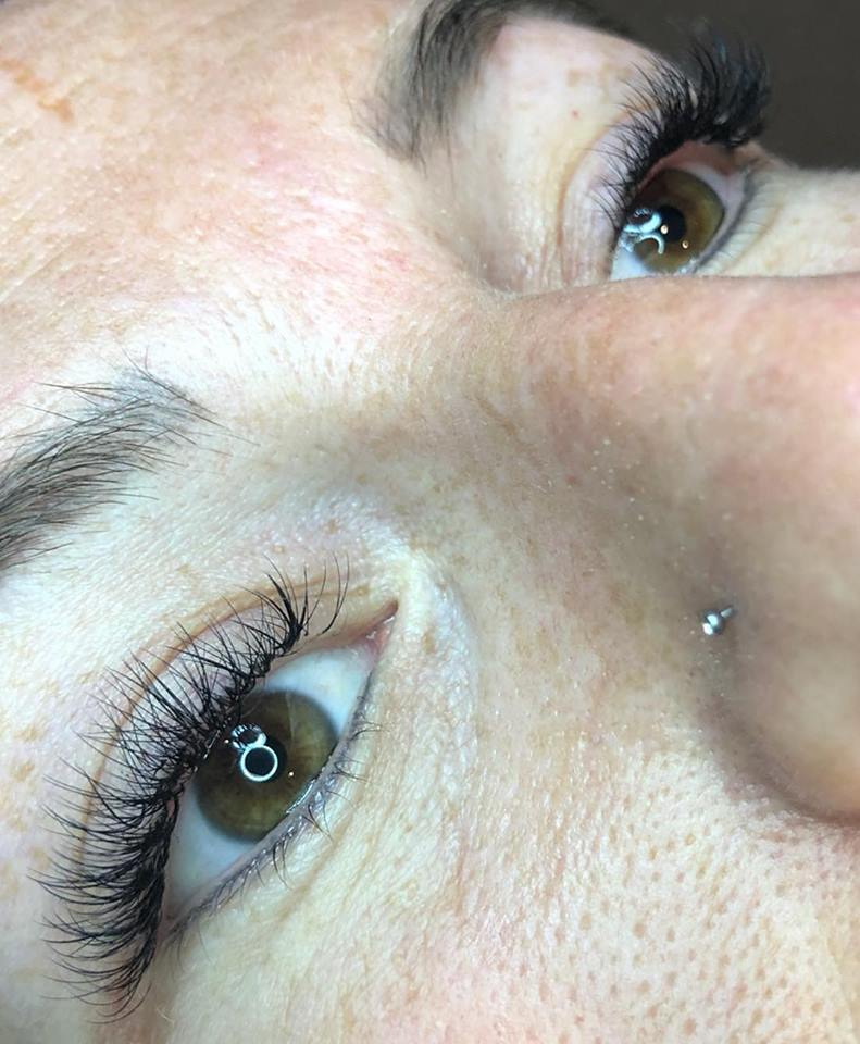 west branch michigan eyelash extensions