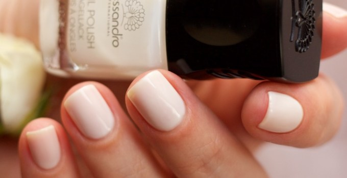 Alessandro Nail Polish - Milky Dream