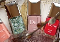 Dior Kingdom of Colors Collection for Spring 2015 #244 Majesty, Dior Top Coat Eclosion, #294 Lady #660 Glory