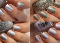 Zoya Luna, Essie Beyond Cozy, A-England Fonteyn, China Glaze I'd Melt For You