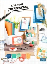 2016-17 Stampin' Up! Annual Ideas Catalogue Stampin' Up! Ann's PaperWorks Ann Lewis Stampin' Up! (Aus)