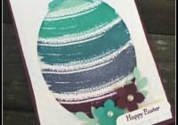 Work of Art Stamp Set Ester cardStampin' Up! Ann's PaperWorks Ann Lewis Stampin' Up! (Aus)|