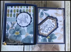 Garden in Bloom Gift Box Ann's PaperWorks  Ann Lewis  #stampinup (Aus) online store 24/7