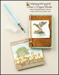 Lovely as a Tree Stamp Set|Ann's PaperWorks| Ann Lewis| Stampin' Up! (Aus) online store 24/7