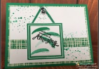 Sneak Peek Emerald Envy Painter's Palette |Ann's PaperWorks| Ann Lewis| Stampin' Up! (Aus) online store 24/7