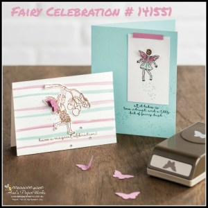 Fairy Celebration 2016-17 Stampin' Up! Catalogue! Ann's PaperWorks Ann Lewis Stampin' Up! (Aus) online store 24/7