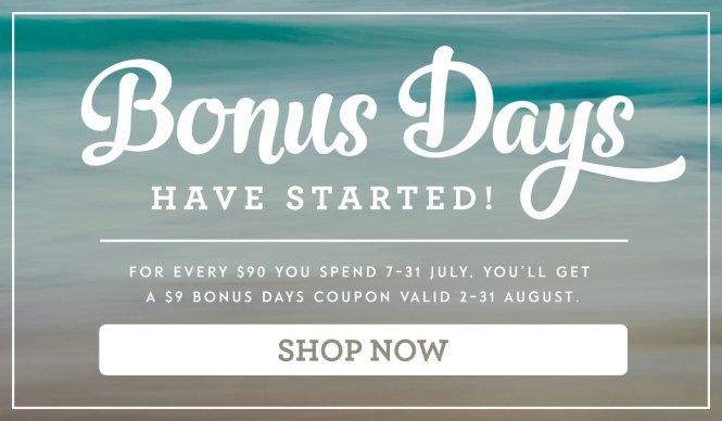 Bonus Days Ann's PaperWorks| Ann Lewis| Stampin' Up! (Aus) online store 24/7