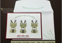 Foxy Friends, Christmas, 2016-17 Stampin' Up! Catalogue Ann's PaperWorks Ann Lewis Stampin' Up! (Aus)| online store 24/7
