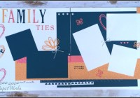 September kit, Large Letters Framelits, Stampin' Up! Ann's PaperWorks Ann Lewis Stampin' Up! (Aus)|Scrapbooking/Project Life class