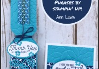Christmas dyi gift, Ann's PaperWorks| Ann Lewis| Stampin' Up! (Aus) available from my online store 24/7