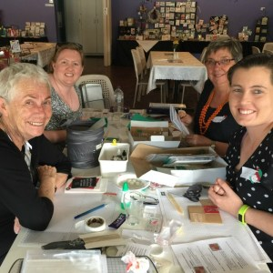 Crafty Paper Bees Charity Day, beyondblue, Ann's PaperWorks Ann Lewis Stampin' Up! (Aus)| online store 24/7