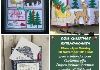 handmade Christmas gifts, Christmas Extravaganza, Stampin' Up! Ann's PaperWorks Ann Lewis Stampin' Up! (Aus)|Stampin' Up! 2016 Holiday Catalogue| online store 24/7
