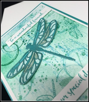 Collage Stamping Technique, Dragonfly Dreams Bundle, Stampin' Up! Ann's PaperWorks, Ann Lewis, Stampin' Up! (Aus) Stampin' Up! 2017 Occasions Catalogue  online store 24/7