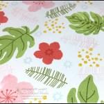 alternative colour scheme Watermelon Wonder, Mossy Meadow, Crushed Curry, Soft Sky One Sheet Wonder,