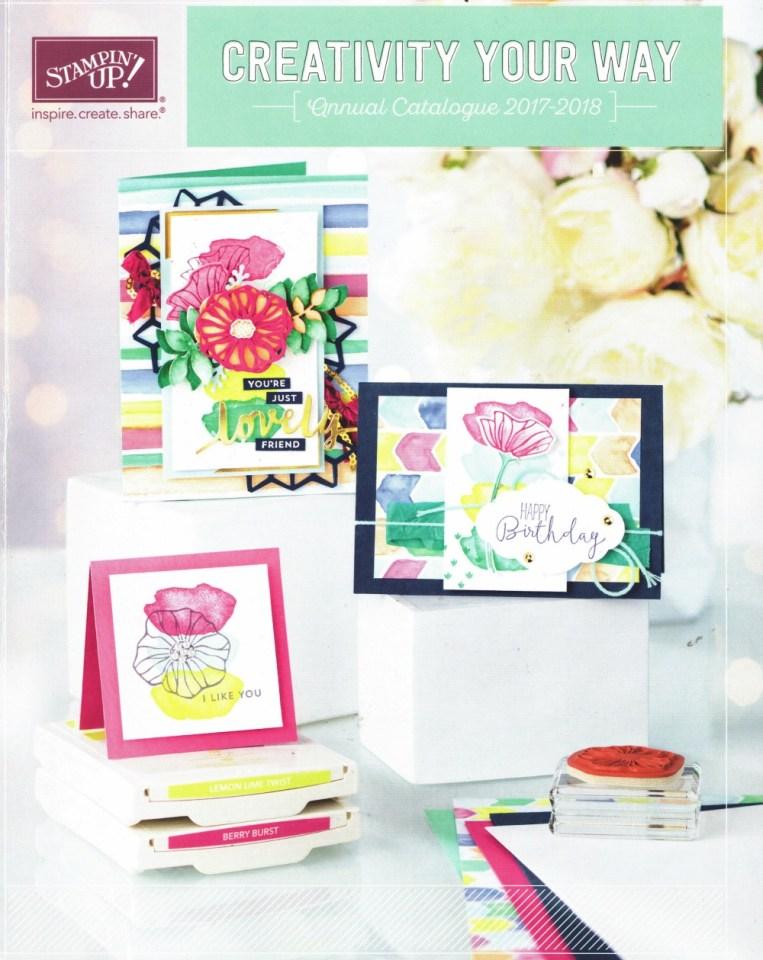 Stampin' Up! Ann's PaperWorks, Ann Lewis, Stampin' Up! (Aus) Stampin' Up! 2017-18 Stampin' Up! Catalogue  online store 24/7