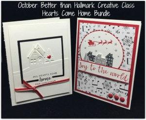 Hearts Come Home Bundle, two projects - CASE Mary Fish and Leanne Pugliese, Stampin' Up! 2017 Christmas Holiday Catalogue Ann's PaperWorks| Ann Lewis| Stampin' Up! (Aus) online store 24/7