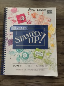 2018-19 Annual Ideas Catalogue, store 24/7, 2018-19 Stampin' Up! Annual Catalogue, Ann's PaperWorks| Ann Lewis| Stampin' Up! (Aus) online store 24/7