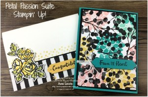 Petal Passion Suite, handmade cards, cardmaking, dyi, store 24/7 Stampin' Up! 2018-19 Catalogue Ann's PaperWorks| Ann Lewis| Stampin' Up! (Aus) online store 24/7, Brisbane cardmaking