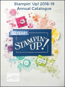Stampin' Up! 2018-19 Catalogue Ann's PaperWorks| Ann Lewis| Stampin' Up! (Aus) online store 24/7