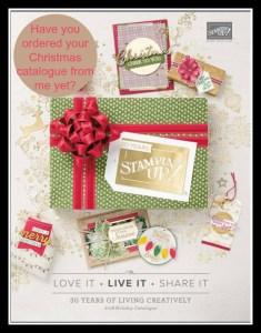 2018 Christmas Catalogue, Stampin' Up!