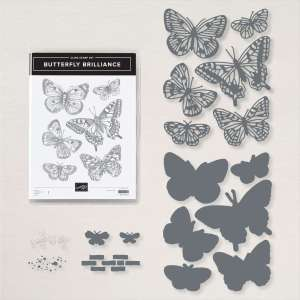 Butterfly Brilliance Bundle; Butterfly Brilliance Stamp Set; Butterfly  Wings Dies;  Stampin' Up! 2021-22 Annual Catalogue; Ann's PaperWorks| Ann Lewis| Stampin' Up! (Aus) online store 24/7