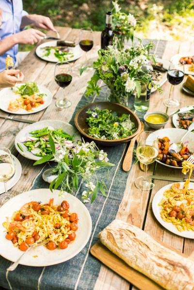 SUMMER DINNER PARTY | Ann Street Studio