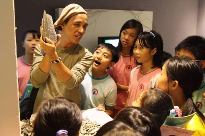 廣達文教基金會10年前推動的「游於藝」計畫,至今已獲得許多老師認同,藝術也能融合在教育方法中。(photo by 廣達文教基金會)