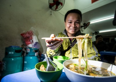 What's in your noodle soup? Cassava's inconspicuous ubiquity