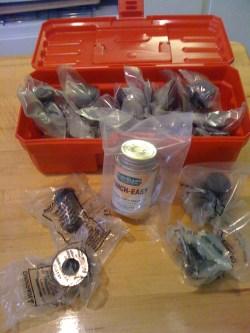 Ironworker Tooling kit