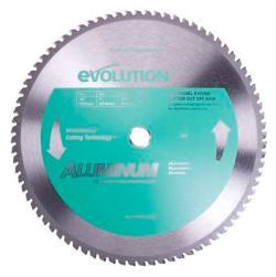 evolution 14 inch AL cutting blade