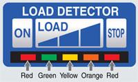 nitto wa 3500 load detection