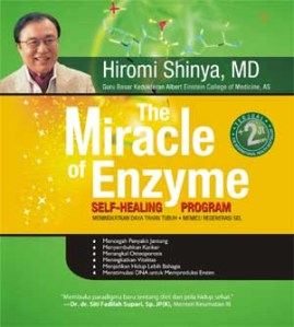 the miracle of enzyme hiromi shinya