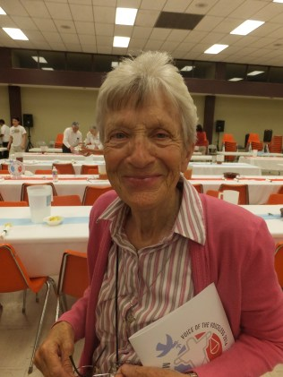 Sr. Beatrice, Casa Vides volunteer since July 2015