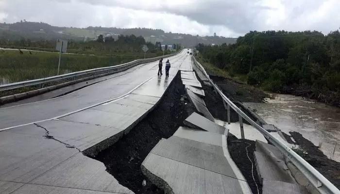 gempar gempa yang terjadi di Indonesia