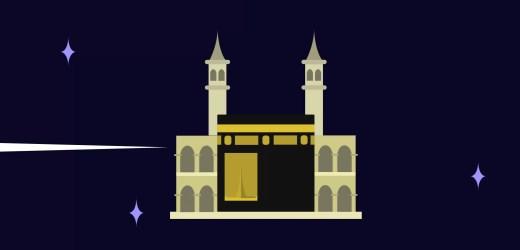 Perjalanan di Malam Hari dan Buraq