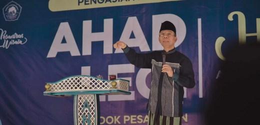 Memperkuat Batin ala KH. M. Badruddin Anwar