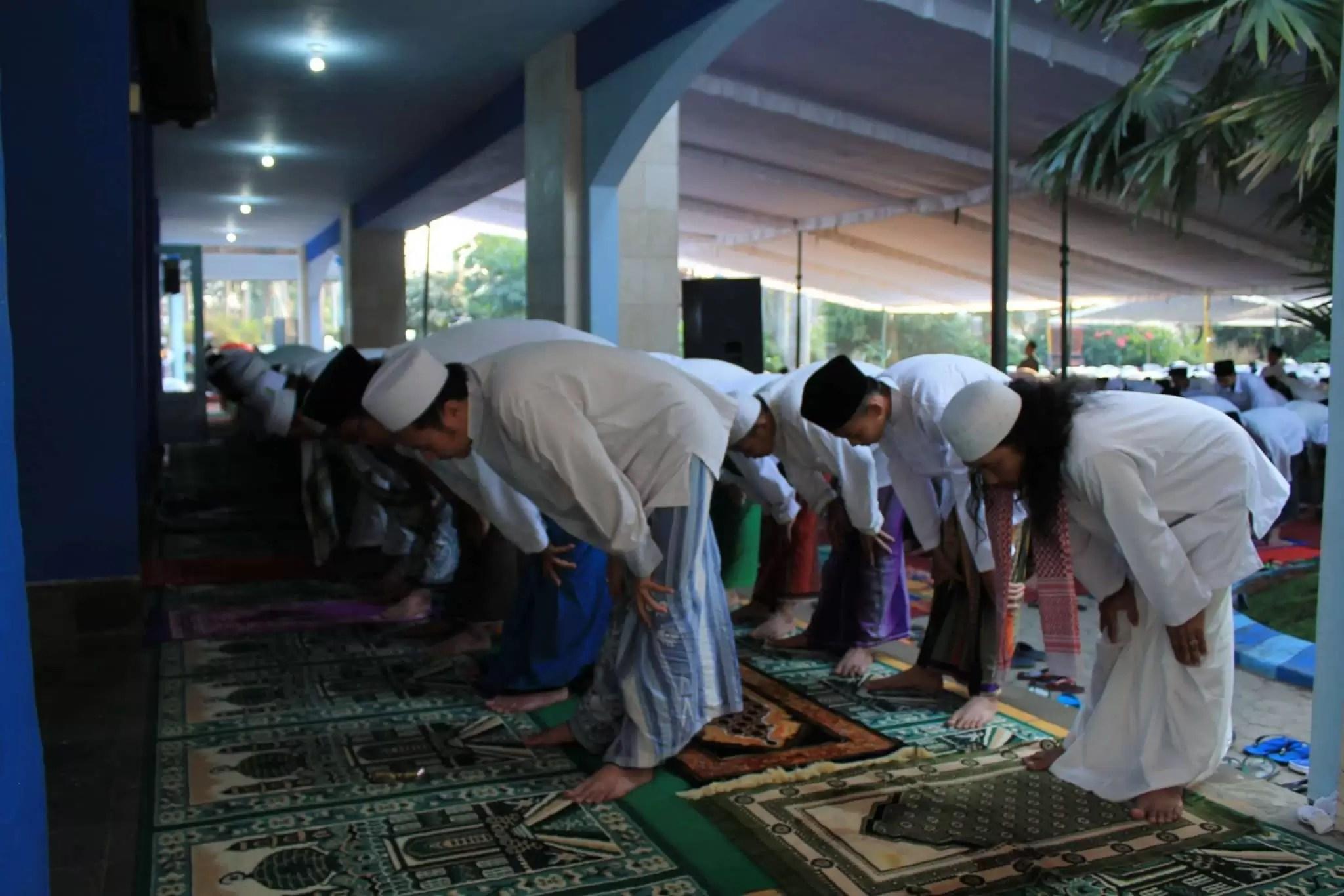 qiblat, Sahkah Shalatnya Orang Indonesia?, Pondok Pesantren Wisata An-Nur II Al Murtadlo