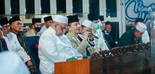 Semarak Menghidupkan Al-Qur'an dengan Menyimak di Haul ke-4 Kiai Badruddin