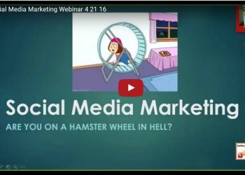 Social Media Marketing: How To Stop Running On A Hamster Wheel In Hell
