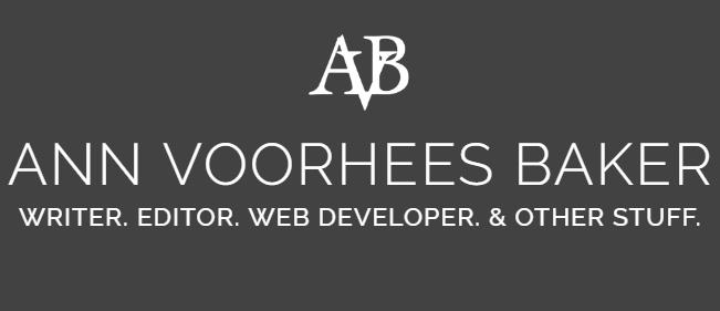 Ann Voorhees Baker website