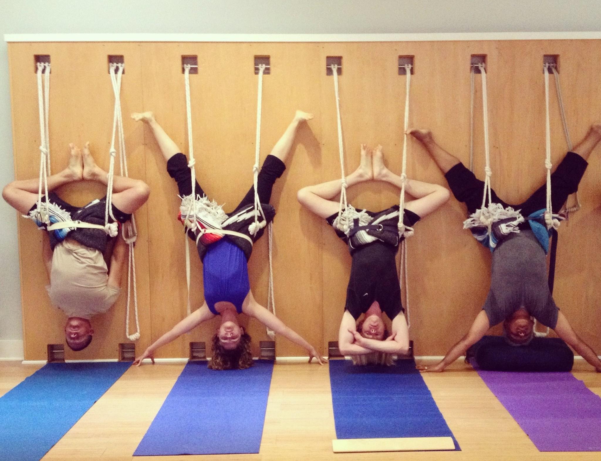 Install Yoga Poses Diagrams Printable