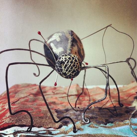 fortuny spider