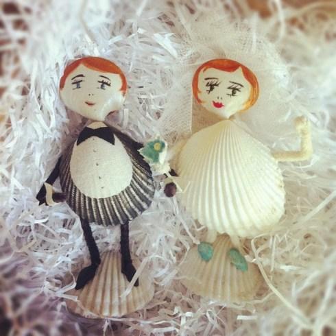 seashell folk