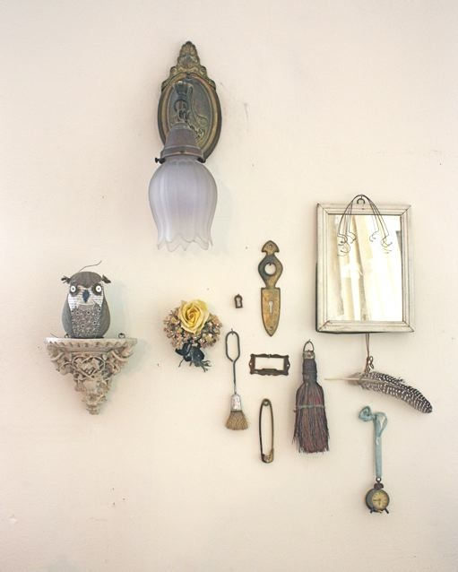 things on the wall